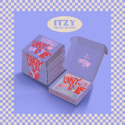 ITZY - CRAZY IN LOVE 1st Album