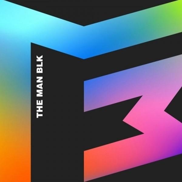 THE MAN BLK 1st Mini Album - Various Colors