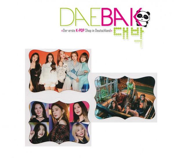 Red Velvet - Posterset #01