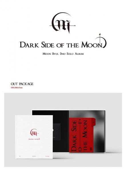 Moon Byul 2nd Solo Album - Dark Side of the Moon