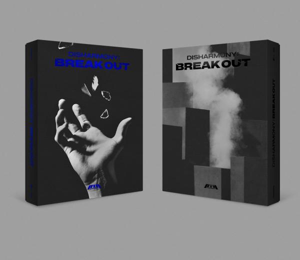 P1Harmony Mini Album Vol. 2 - DISHARMONY : BREAK OUT