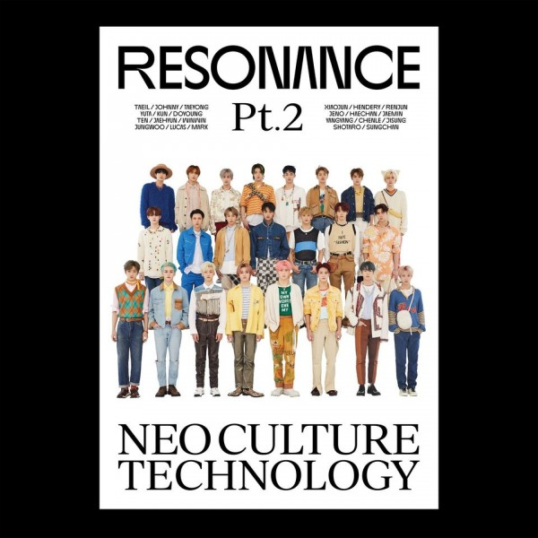 NCT 2020 - The 2nd Album RESONANCE Pt.2