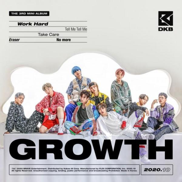 DKB - 3RD MINI ALBUM [GROWTH]
