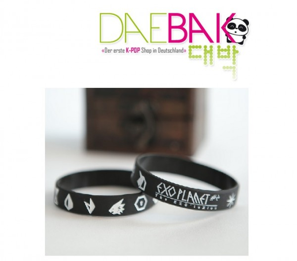 EXO - (Element Logos) - Armband (schwarz)