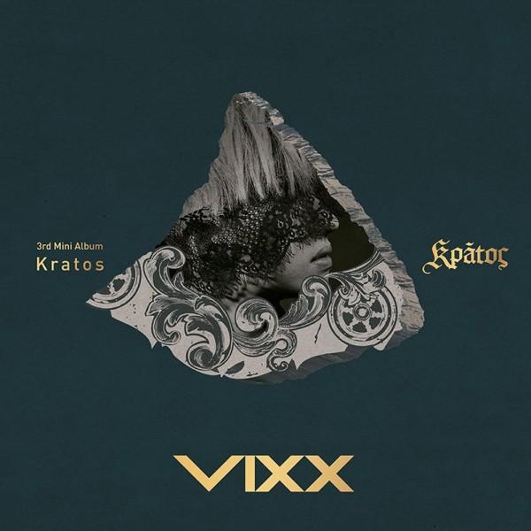 VIXX - Kratos 3rd Mini Album