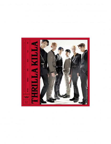 VAV 4th Mini Album - Thrilla Killa