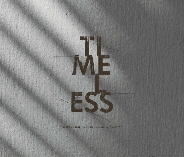 Super Junior 9th Repackage Album - TIMELESS