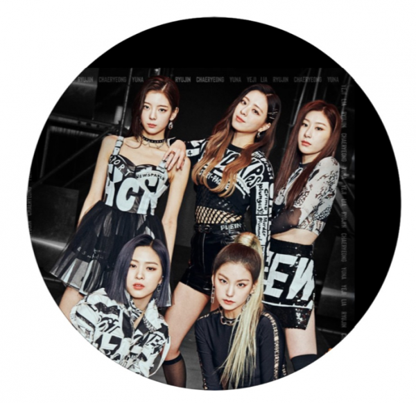 Itzy - Button