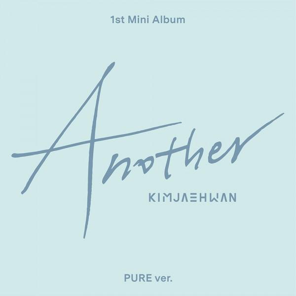 Kim Jae Hwan 1st Mini Album - ANOTHER (Classy Vers.)