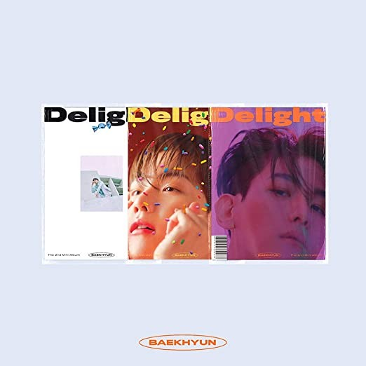 BAEKHYUN - Mini Album Vol.2 [Delight]