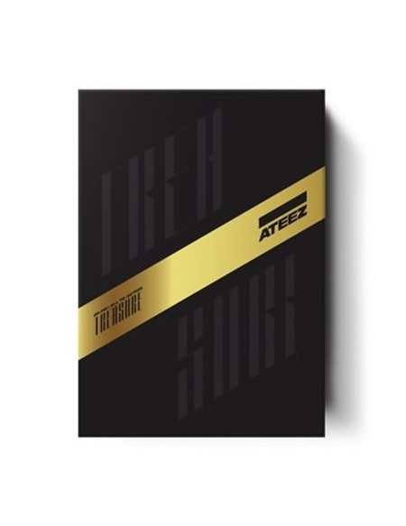 Ateez - 1st Album - TREASURE EP.FIN : ALL TO ACTION