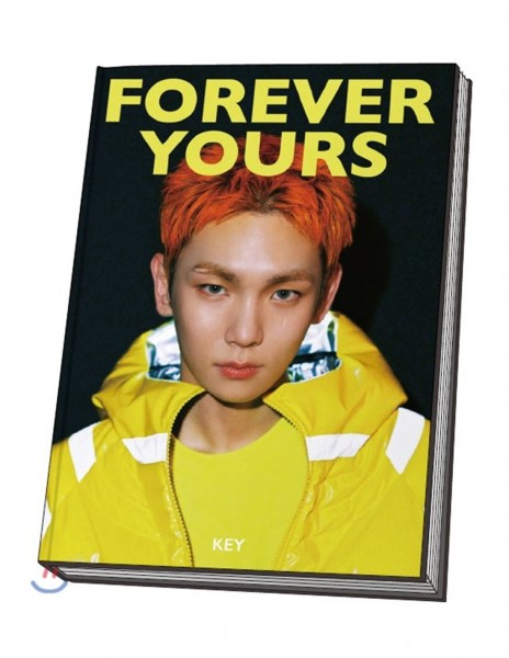 KEY Fotobuch - 'Forever Yours' Music Video Story Book