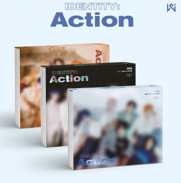 WEi - IDENTITY : ACTION