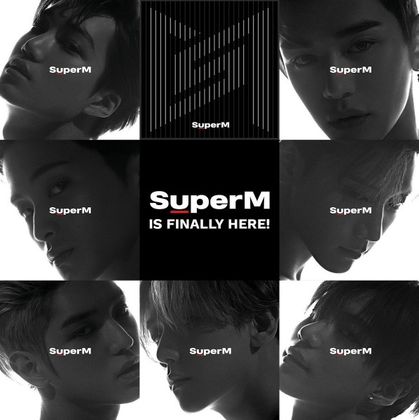 SuperM Mini Album Vol.1 - SuperM