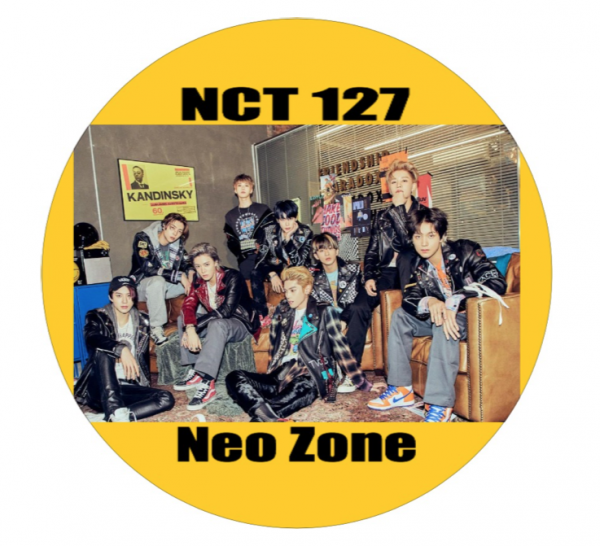 NCT 127 - Button