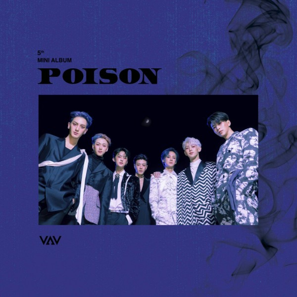 VAV Mini Album Vol.5 - POISON