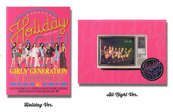 Girls Generation Vol. 6 - Holiday Night (Holiday Vers.)