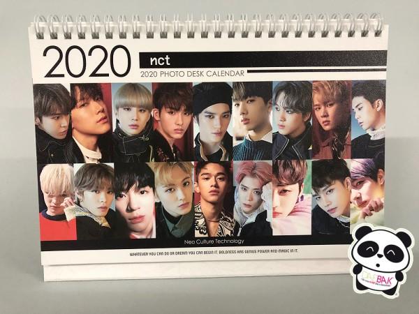 NCT - Tischkalender 2020 / 2021
