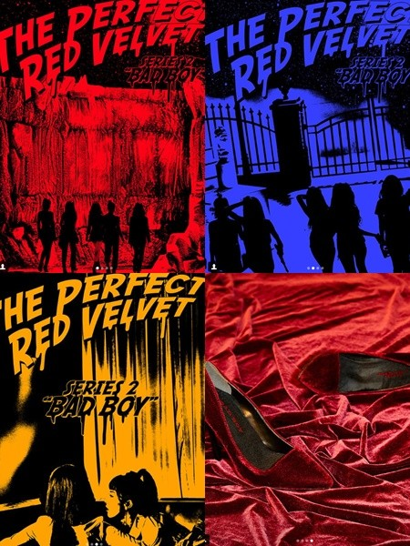 Red Velvet - Vol.2 Repackage The perfect Red Velvet (BAD BOY)