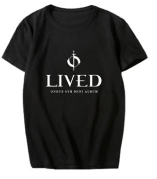 ONEUS - T-Shirt LIVED (Size: L)