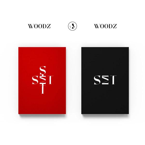 WOODZ Single Album - SET