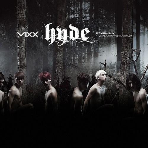 VIXX - 1st Mini Album - Hyde