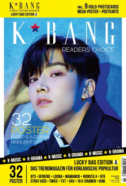 K*bang Readers Choice 2020 - Lucky Bag Edition