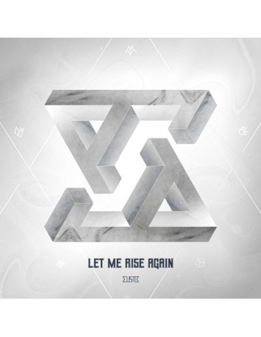 MUSTB 1st Mini Album - LET ME RISE AGAIN