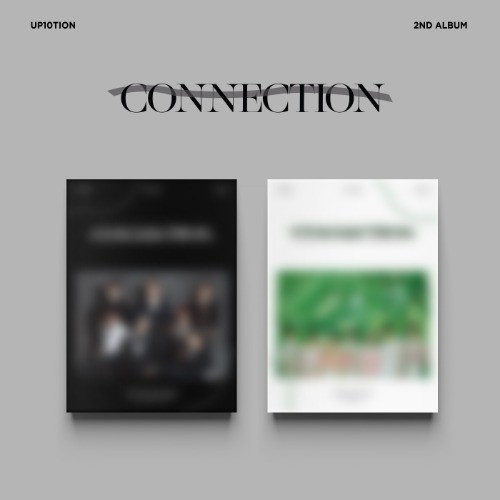 UP10TION - CONNECTION 2nd Album