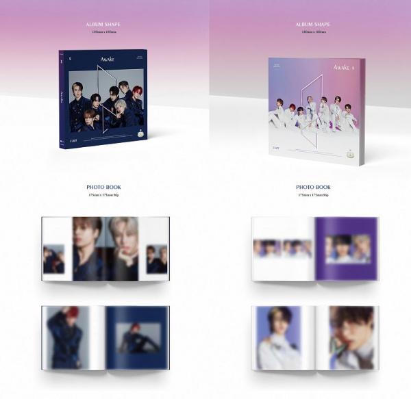 E'LAST Mini Album Vol. 2 - Awake