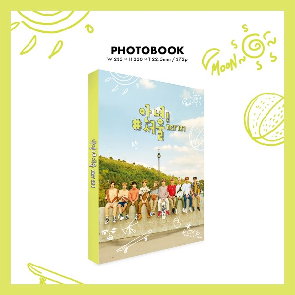 NCT 127 - Hello! Seoul Fotobuch