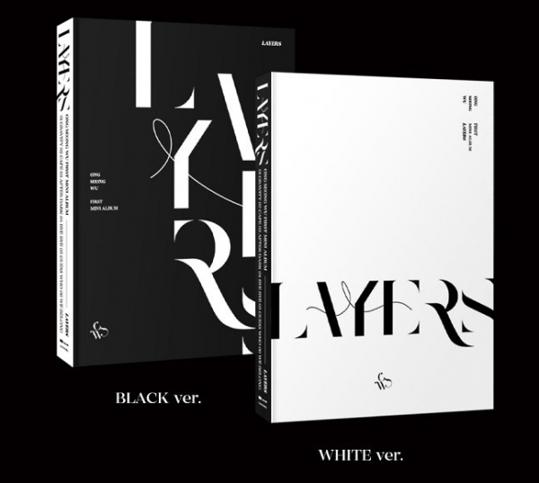 ONG SEONG WU 1st Mini Album - LAYERS