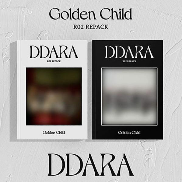 GOLDEN CHILD - DDARA R02 Repack