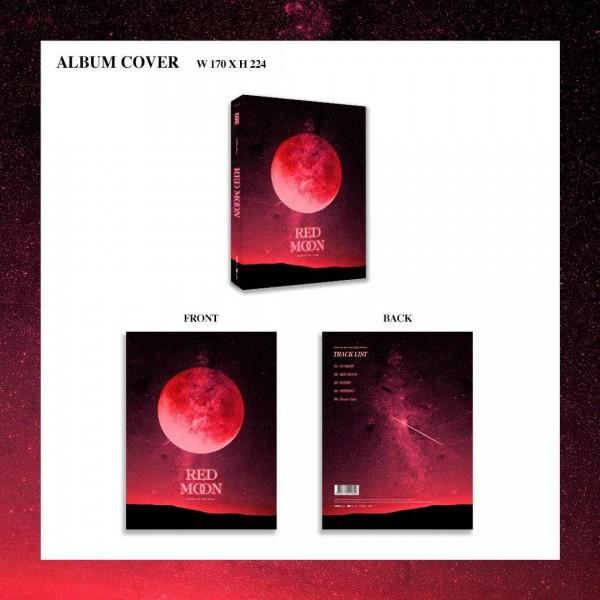 KARD 4th Mini Album - RED MOON