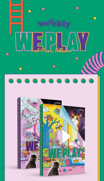Weeekly Mini Album Vol. 3 - We play