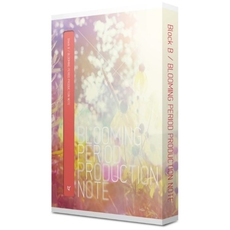 Block B - Blooming Period Production Note DVD