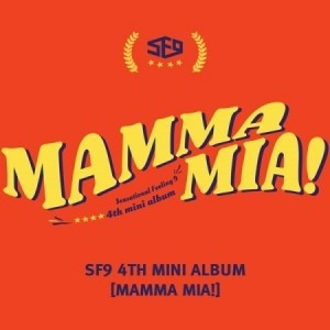 SF9 - Mini Album Vol.4 MAMMA MIA!