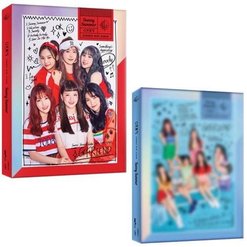GFRIEND Summer Mini Album - Sunny Summer