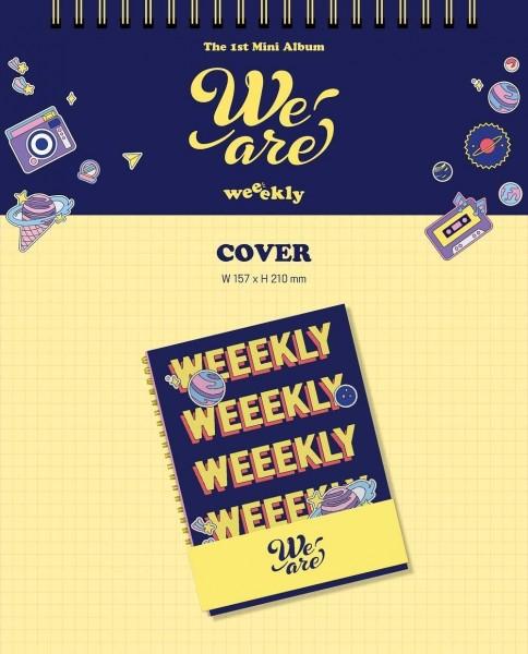 Weeekly Mini Album Vol. 1 - We are