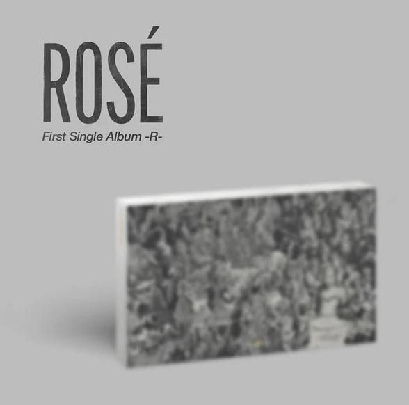 Rosé (BLACKPINK) First Single Album -R-
