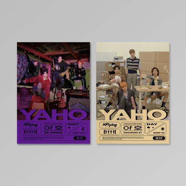 N.Flying - 6th Mini Album - YAHO