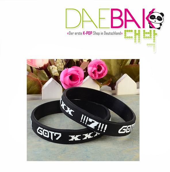 GOT7 - Armband (schwarz)
