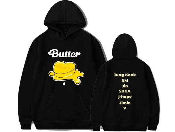 BTS - BUTTER HOODIE