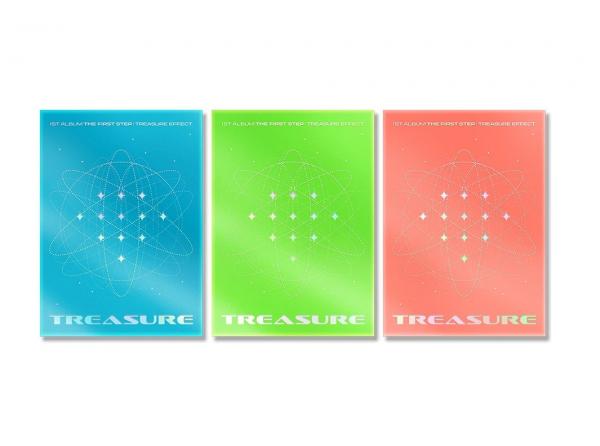 TREASURE Album Vol. 1 - THE FIRST STEP : TREASURE EFFECT