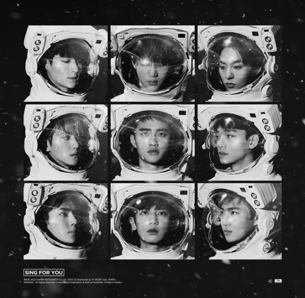 EXO-K - Sing For You Winter Special Album