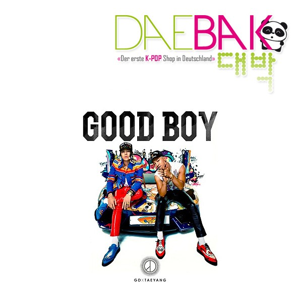 GDXTAEYANG - Special Edition Good Boy