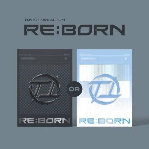 T01 Mini Album Vol. 1 - RE:BORN