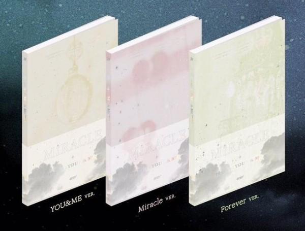 GOT7 3rd Repackage Album - Present : YOU & Me