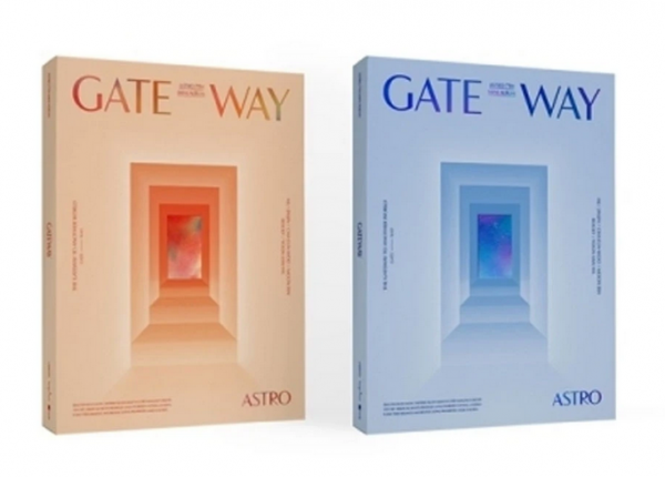 ASTRO 7th Mini Album - GATEWAY