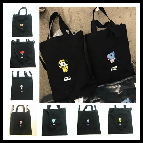 BT21- Shopper Bag